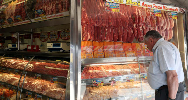Açougue Carnes Consumo Consumidor