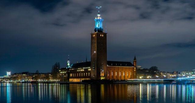 Suécia Estocolmo Turismo Europa
