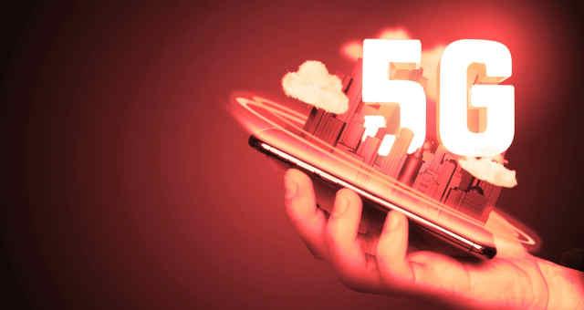 Tecnologia de celular 5G