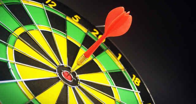 Alvo, target, meta, objetivo