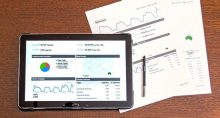 análise tablet estatísticas investimento