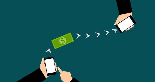 banking celular transferência dinheiro digital tecnologia