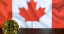 bitcoin canadá bandeira