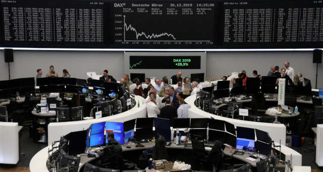 Europa Mercados Bolsa de Frankfurt