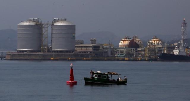 Gás Setor Petrolifero