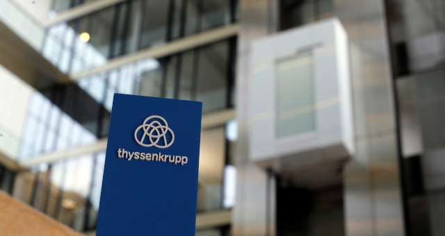 Thyssenkrupp Empresas
