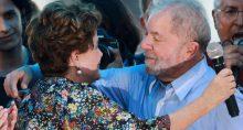 Dilma Rousseff Lula