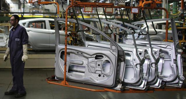 Setor Automotivo Carros Indústria