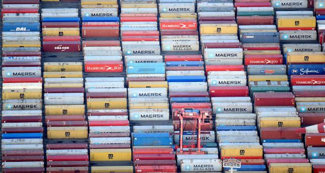 Exportações Portos Comércio