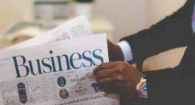 business negócios jornal investidor empreendedor