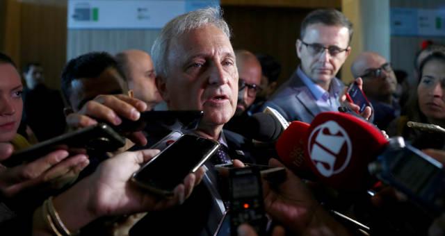 Carlos Alberto Oliveira, diretor executivo de Exploração e Produção da Petrobras