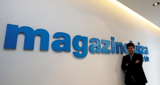 CEO da Magazine Luiza, Frederico Trajano