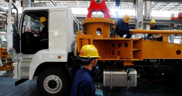 China-indústria
