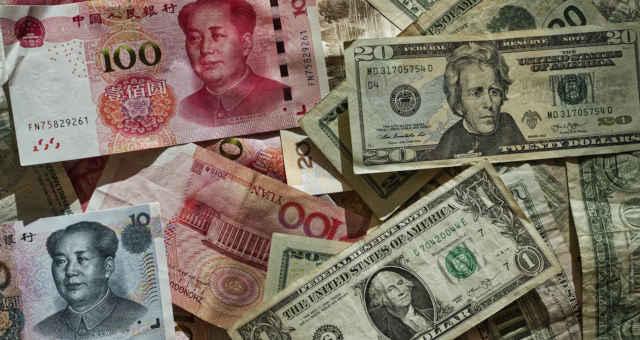 China Yuan Dólar