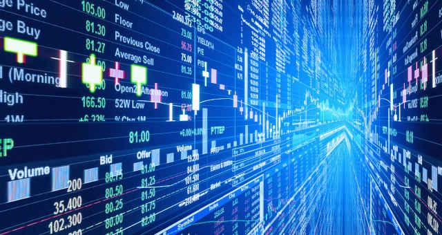 estatísticas gráfico mercado