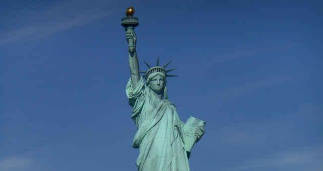 eua estátua da liberdade nova york