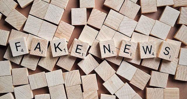 fake news desinformação notícia falsa