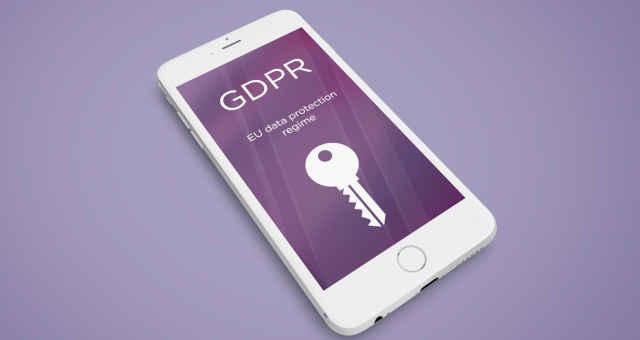 gdpr lei celular segurança proteção europa uniao europeia