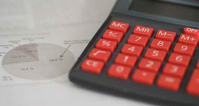 gráfico investimento calculadora análise