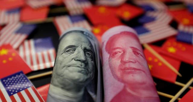 EUA china Guerra Comerical