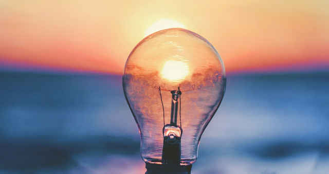 lâmpada ideia
