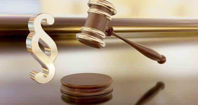 martelo justiça lei