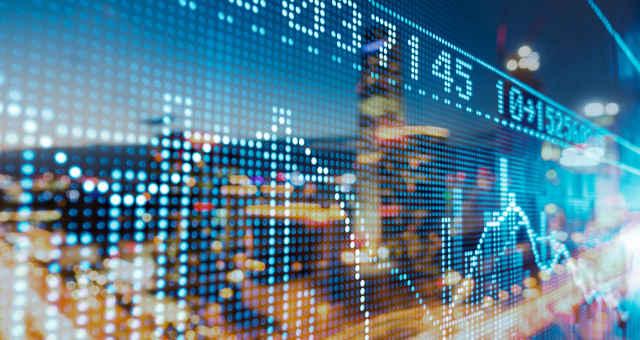 mercados estatística gráfico