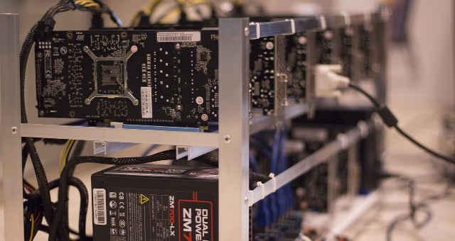 mineração bitcoin poder computacional tecnologia