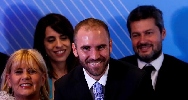Ministro Martín Guzmán