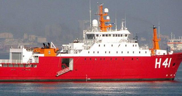 Navio Marinha