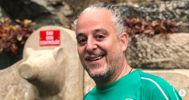 Paulo de Almeida Nobre, investidor e ex-presidente do Palmeiras