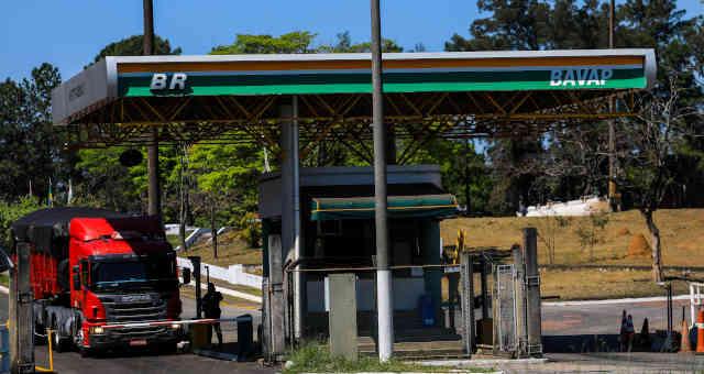 Petrobras BR distribuidora Combustíveis