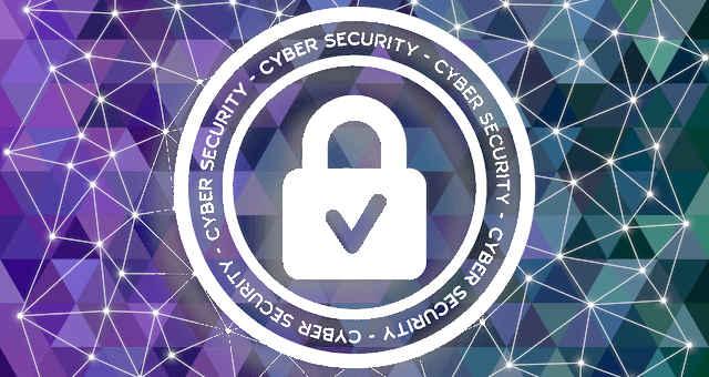 segurança rede cadeado cibersegurança hacker proteção
