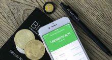 iphone bitcoin moedas