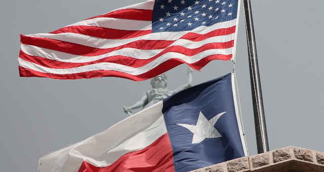 texas bandeira eua estados unidos