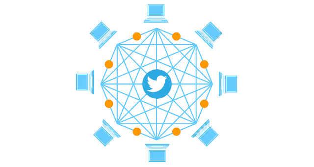 twitter descentralização