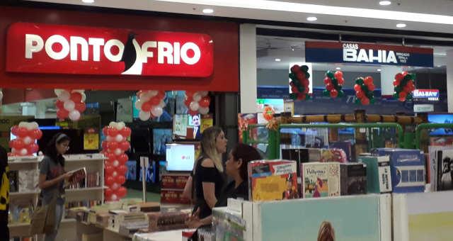 Via Varejo Casas Bahia Ponto Frio
