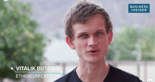 vitalik buterin ethereum