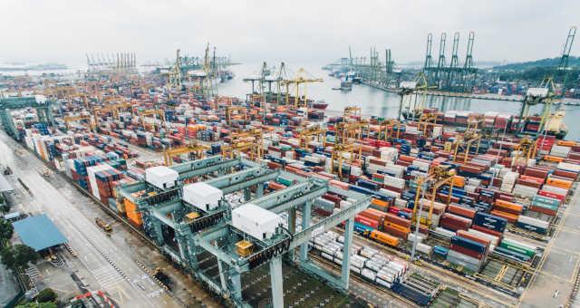 Comércio Exportações