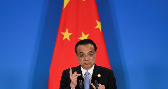 Primeiro-ministro da China, Li Keqiang