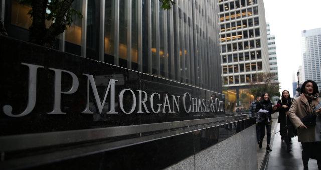 JPMorgan Bancos Empresas