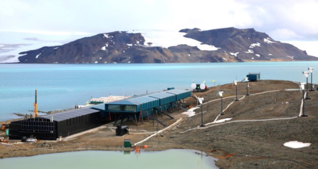 Antártida Brasil Marinha Ciência e Tecnologia