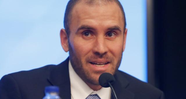 Ministro da Economia da Argentina, Martín Guzmá