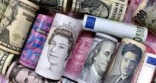 Moedas Câmbio Dólar Euro Libra