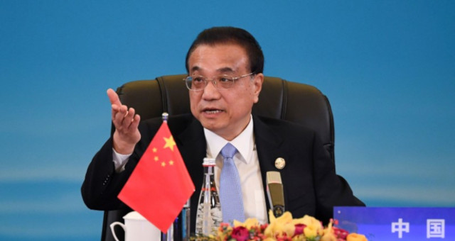 Primeiro-ministro da China Li Keqiang