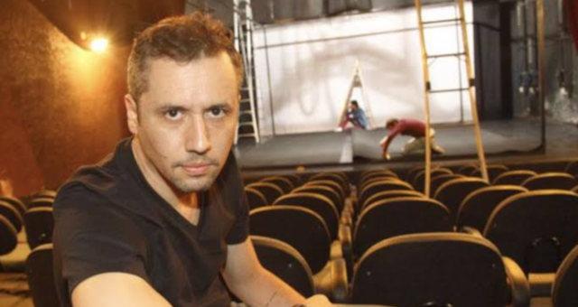 Secretário da Cultura Roberto Alvim