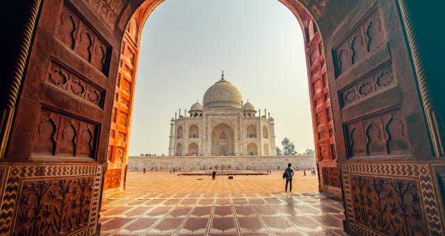 Índia Taj Mahal Turismo Ásia