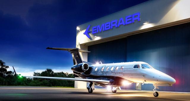 Embraer EMBR3 Setor Aéreo
