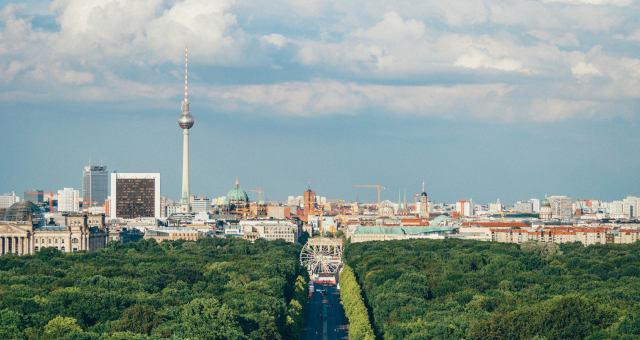 Alemanha Berlim Europa Turismo