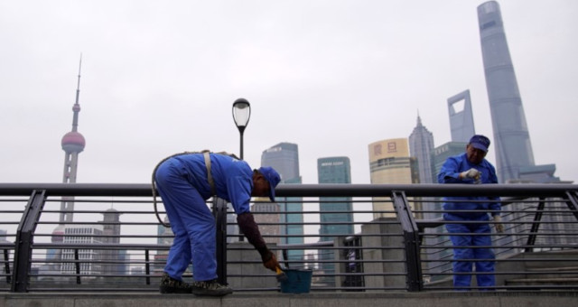 China Xangai Serviços